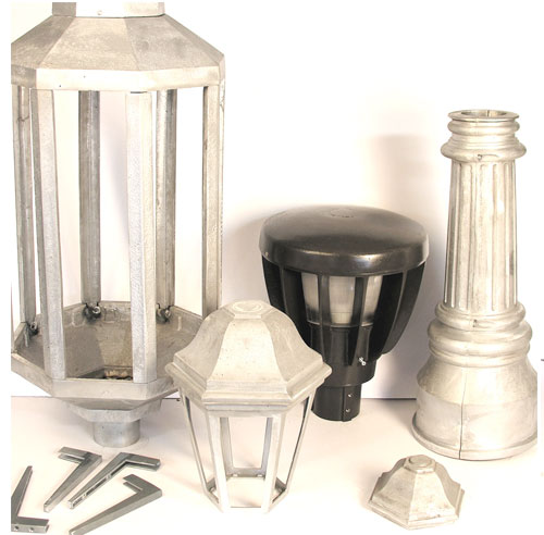 Castings Aluminum, Zinc 3