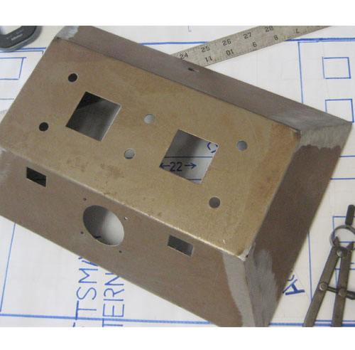 Electrical Box 6